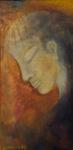 Kunstbild: Sinnsuche, Oel auf Leinwand